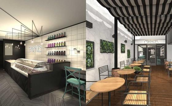 「コンパーテス」青山店が場所を新たにリニューアルオープン