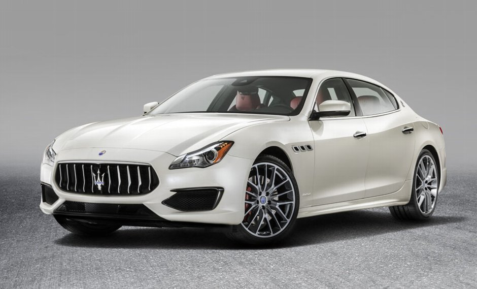 New Quattroporte GTS GranSport_ front