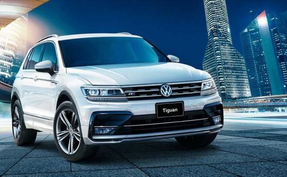 輸入SUVの先駆車『ティグアン』が8年ぶりにフルモデルチェンジ