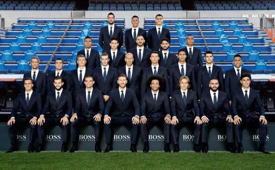 「ヒューゴ ボス」がレアル マドリードの公式スーツを一般販売