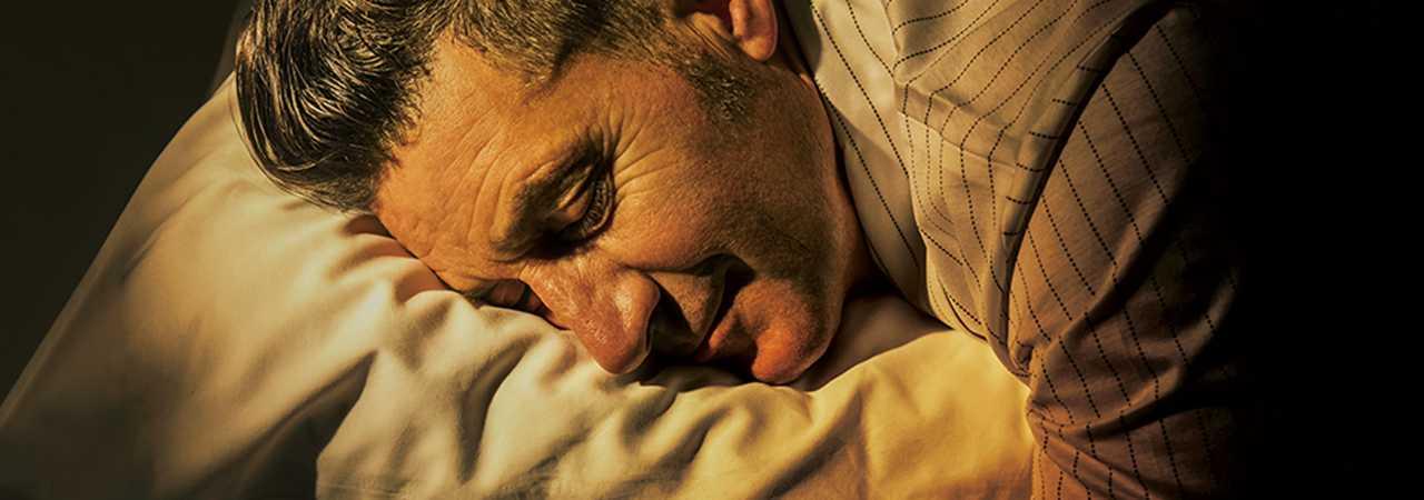 やっぱり不良いオヤジはよく眠る