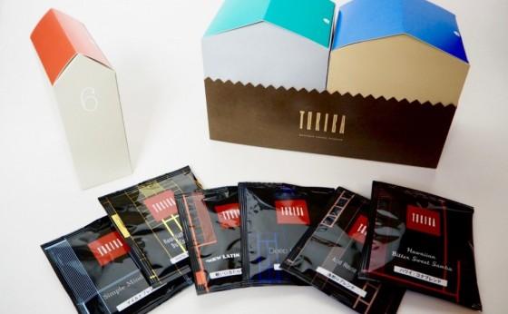 『TORIBA COFFEE』から「ドリップパックハウスボックス」が登場