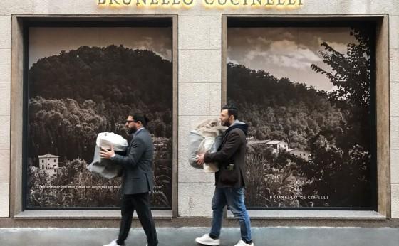 イタリアン・ラグジュアリー最高峰の世界観に浸れる店