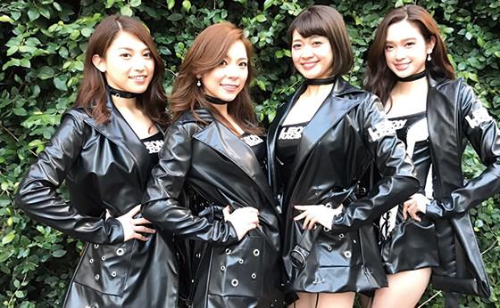 LEON RACING LADY 2017 大発表!