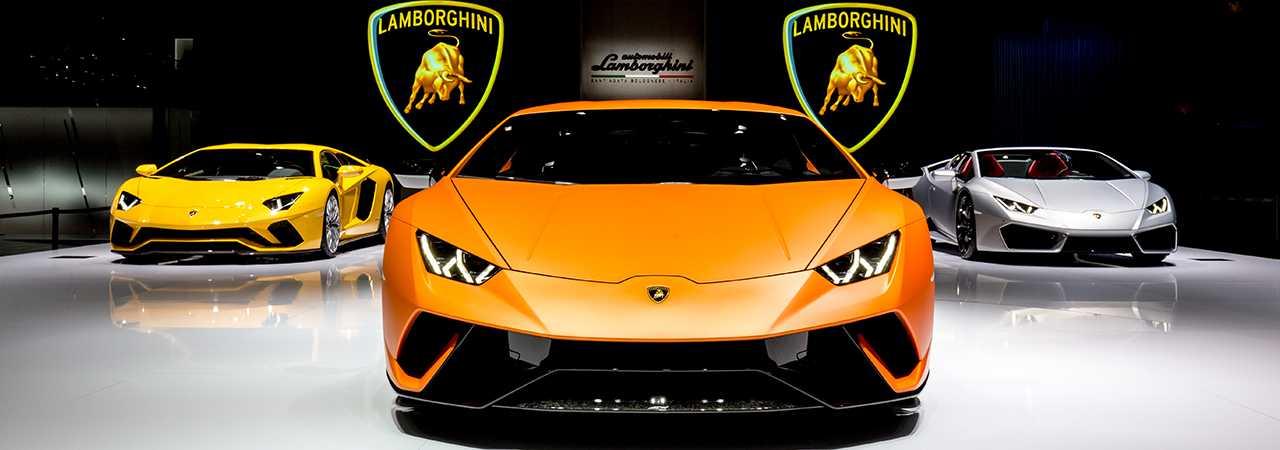 ランボルギーニが考えるスーパーカー進化論