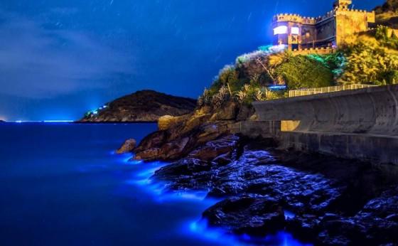 台湾の離島で生涯忘れられない一夜を❤︎