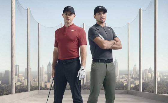 ナイキゴルフの最新のウエアがマスターズで登場