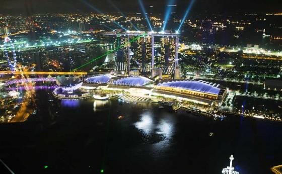 夜遊びするならシンガポール!