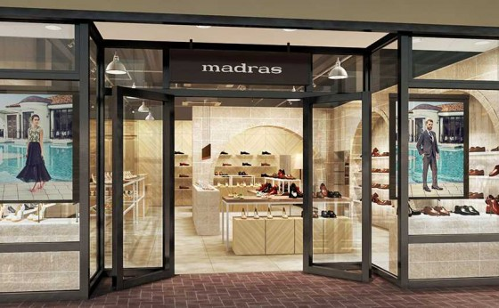 「madras」の長島店がオープン!