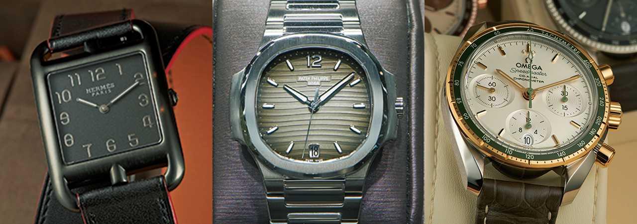 バーゼル新作時計リポート〜時計もジェンダーレスに〜
