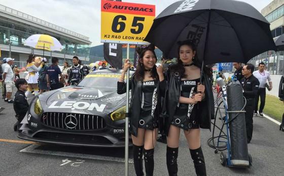 LEON RACINGニュース! スーパーGT第3戦は苦しいレース展開も価値あるポイント獲得