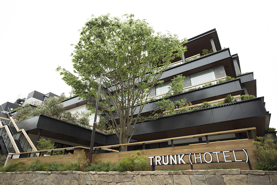 TRUNK(HOTEL)Exterior