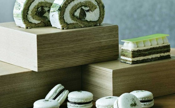 新茶の季節❤︎手土産はホテルの抹茶スイーツで決まり!