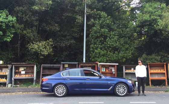 BMW523dを1700km走らせてわかった最新運転支援システムの実力