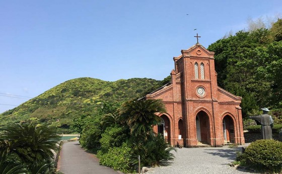 五島列島「ホテル マルゲリータ」でリフレッシュの旅