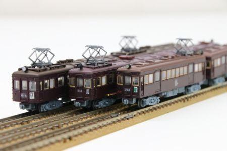 鉄コレ 能勢電鉄 のせでん鉄道コレクション320型2両セット(2種)10月5日~ 発売