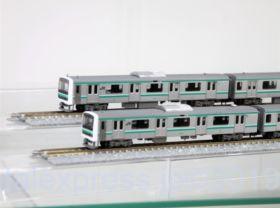 TOMIX JR E501系通勤電車(常磐線)基本セット 98341 #トミックス