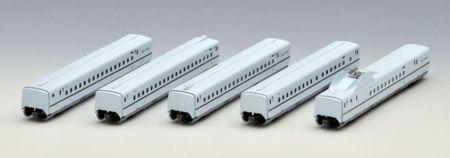 TOMIX JR N700-8000系山陽・九州新幹線増結セット 品番:92412 #トミックス