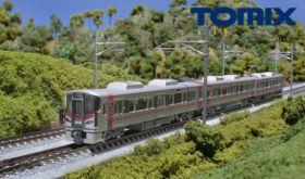 TOMIX 11月再生産予定 JR 227系近郊電車基本セット 品番:98201
