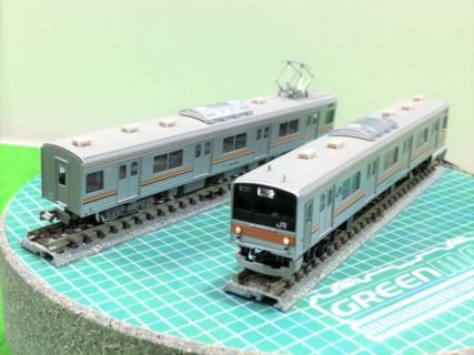 <30846>JR205系5000番代(武蔵野線・M18編成)