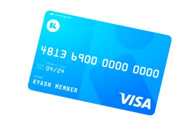 Kyash Card Lite