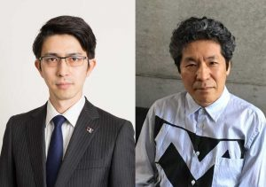 大澤真幸さんと木村草太さん