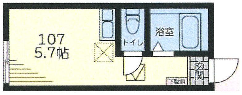 1R 58500円