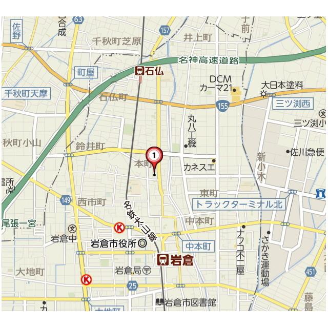 3LDK(+S) 65000円