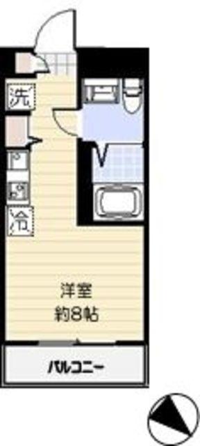 1R 83000円