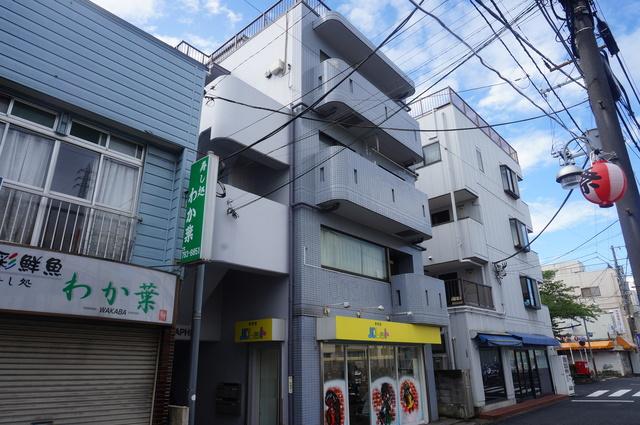 1LDK(+S) 80000円