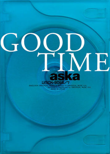 ASKA CONCERT TOUR GOOD TIME【DVD】