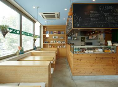 GARDEN CAFEの写真