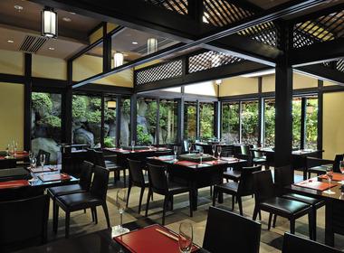 Stone Grilling MOKUSHUNDO Hotel Chinzanso Tokyoの写真