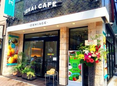 SEKAI CAFE -Oshiage-の写真