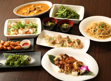 PASELA RESORTS GINZA(3 days advance order required)の写真