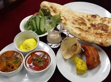 Samrat Curry House Takanawaの写真