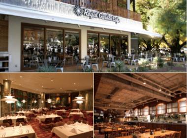 Royal Garden Cafeの写真