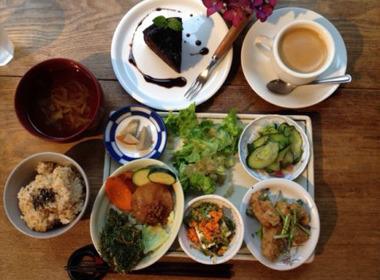 cafe ABURAAGEの写真