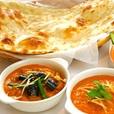 インド料理 マサラアートのイメージ写真