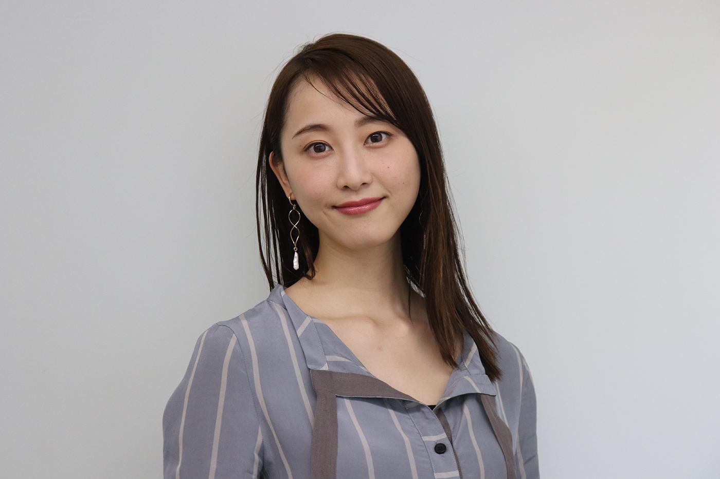 松井玲奈インタビュー「舞台はキュンとするものを見つける宝探しのよう」