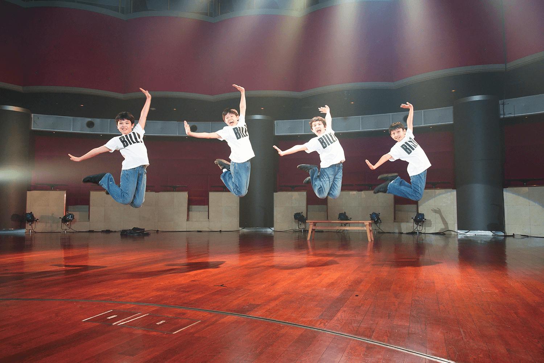 【最新歌唱ダンス動画あり】『ビリー・エリオット』 9/11開幕決定! !