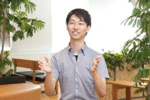 経営企画グループ 伊藤 亮太