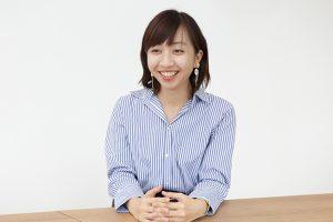 広報 マネージャー 百谷 伶奈