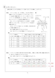 入試ミス問題及び訂正箇所【とわの森三愛高校】のサムネイル