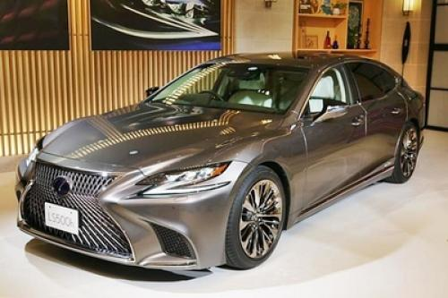 """Toyota will also introduce a part of the safety system installed in the new """"LS"""" to Toyota vehicles"""