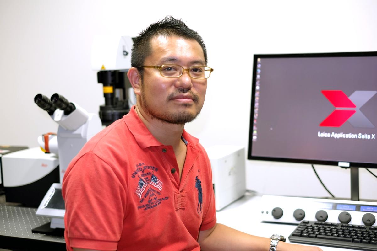 同志社大学 宮坂 知宏先生