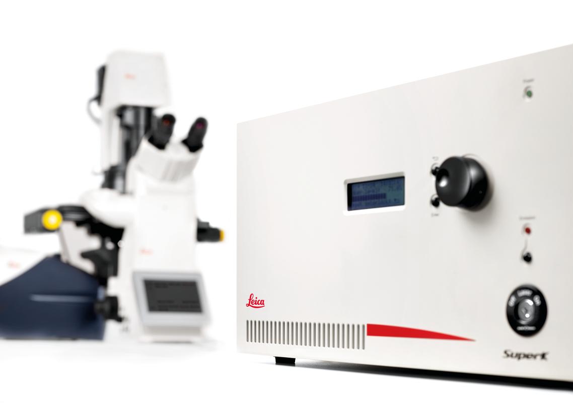 ホワイトライトレーザー共焦点顕微鏡 ライカ TCS SP8 X