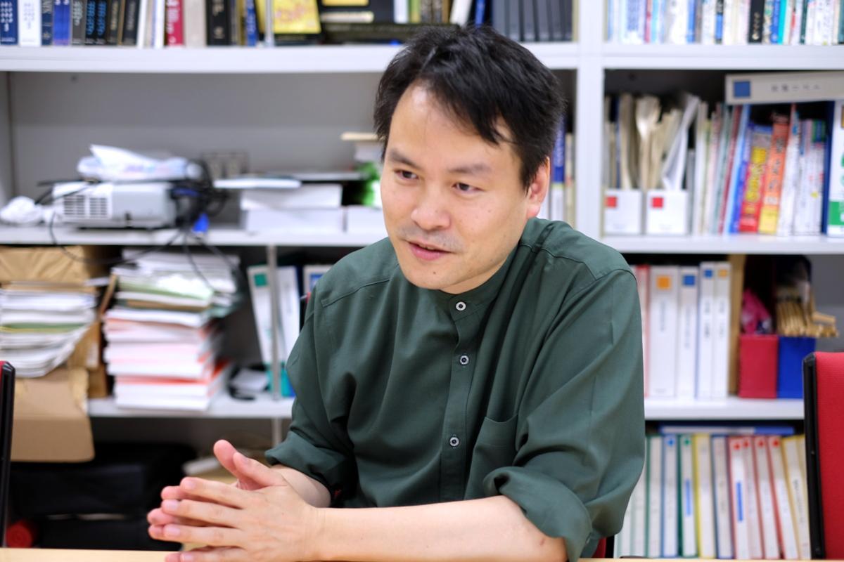 東京大学大学院 田口 友彦先生