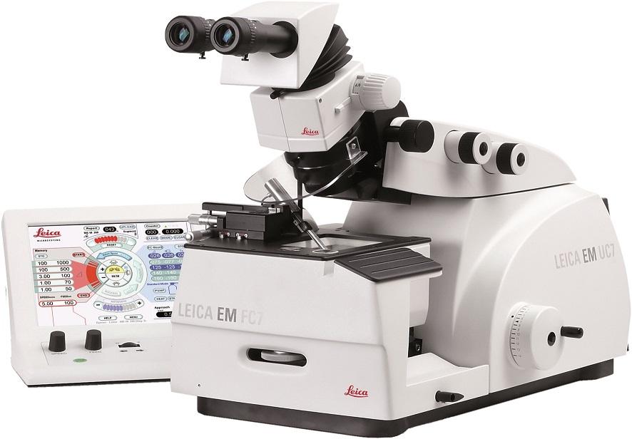 2021年度 JEOL-Leica ウルトラミクロトームワークショップ(ABiS電子顕微鏡トレーニングと同時開催) 常温・クライオウルトラミクロトーム実習 -常温・凍結超薄切片作製法の基礎-