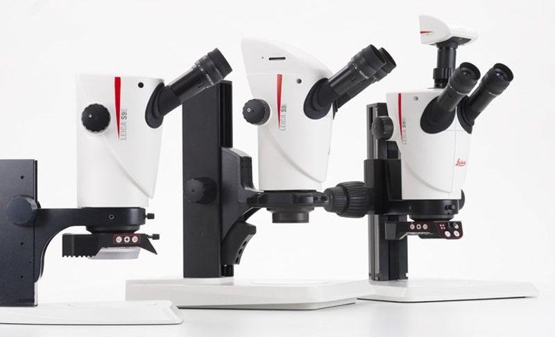 毎日使う顕微鏡は、疲れにくくて、よく見えて、頑丈な一台を選びたい